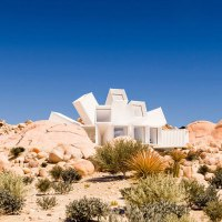 Joshua Tree Shipping Containers