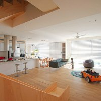 Four tips for creating a minimalist family home