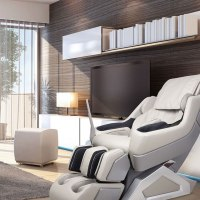 Function Meets Fashion - Working a Massage Chair Into Your Living Room Décor