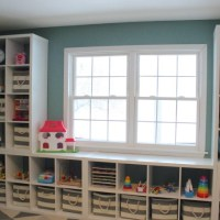 7 Quick & Easy Playroom Organization Tips