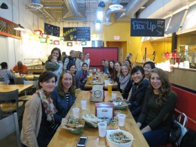 10/14/16: Harvest ladies' night out! tacos and adventures in Alexandria.
