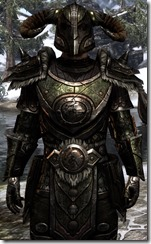 Nord Dwarven - Male Front Close 40