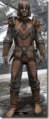 Orc Hide - Male Front 18