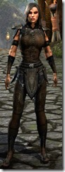 Quendeluun Veiled Heritence - Female Front