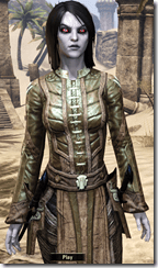 Ancient Elf Kresh - Female VR1 Normal Shirt Front