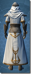 Temple Guardian - Male Back