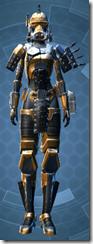 Unbreakable Veteran - Female Front