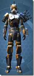 Unbreakable Veteran - Male Front