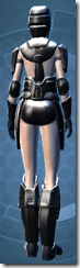 Ventilated Triumvirate - Female Back