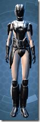 Ventilated Triumvirate - Female Front