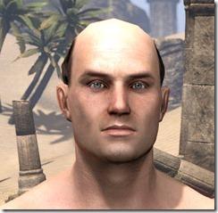 Balding But Distinguished