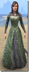 Frostfall Alit Hide Green