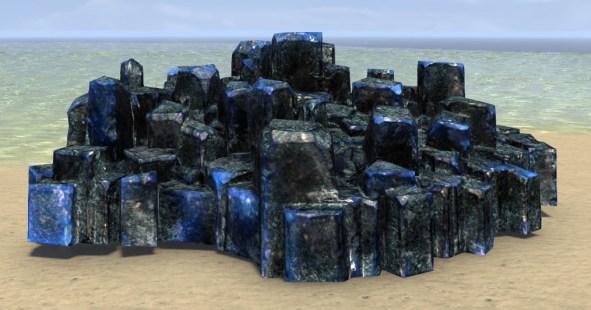 Crystals, Midnight Cluster