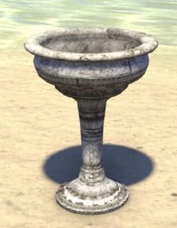 High Elf Bowl, Stemmed Limestone
