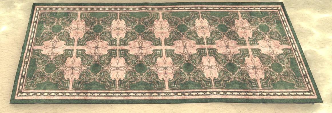 High Elf Carpet, Verdant