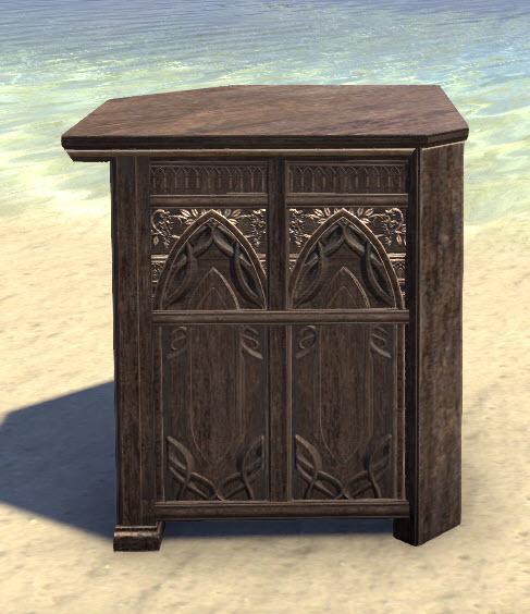 High Elf Counter, Polished Corner