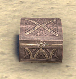 High Elf Jewelry Box, Polished