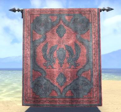High Elf Tapestry, Royal Gryphons