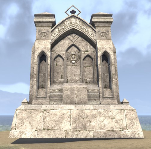 High Elf Tomb, Ornate