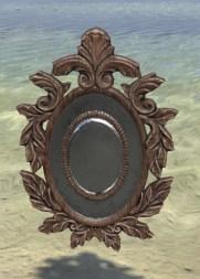 High Elf Wall Mirror, Verdant