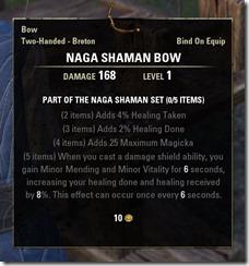 Deep Swamp Forge Naga Shaman
