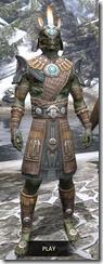 Elder Argonian Rawhide - Argonian Male Front