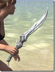 Huntsman Iron Dagger 2