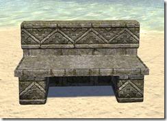 Murkmire Bench, Armless 1