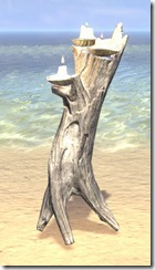 Murkmire Candlepost, Driftwood 1