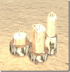 Murkmire Candles, Bone Group 1
