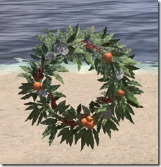 New Life Garland Wreath 1