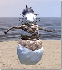 New Life Snowmetal, Argonian 1
