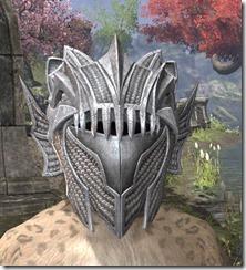 Pyandonean Iron Helm - Khajiit Female Front
