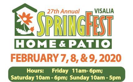 springfest home patio show 106 7 kjug country