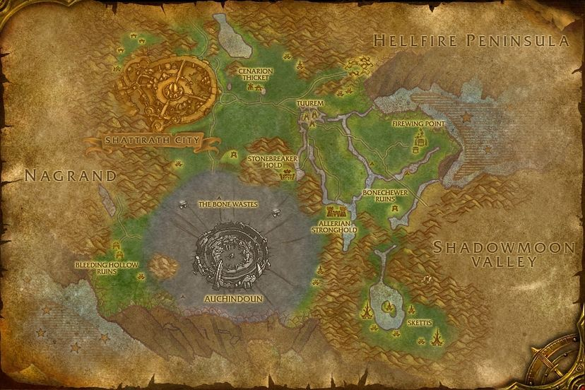 Fallout 3 Item Location Map