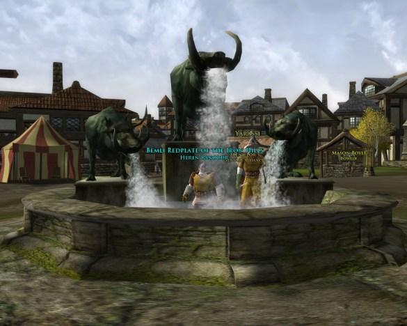 fontana brea
