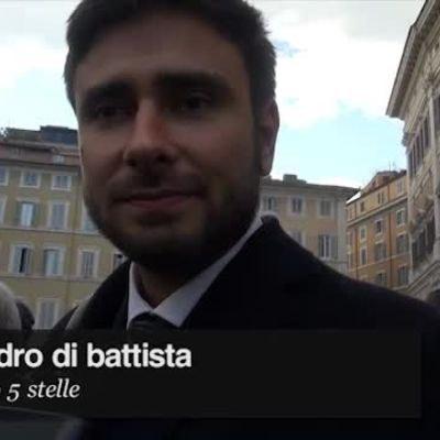 Alessandro Di Battista, uno normale