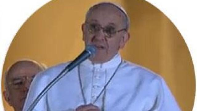 Io, agnostico, estasiato da @Pontifex_it