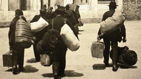 @Antonio_Biggio I nuovi migranti – Dedicata ad Antonio Biggio