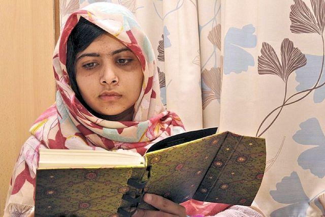 Happy birthday @Malala