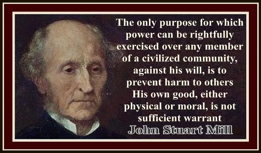 John Stuart Mill – Saggio sulle libertà