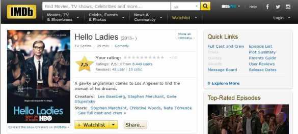 HL IMDB