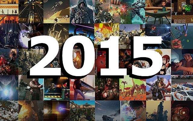 The Games of the Year 2015