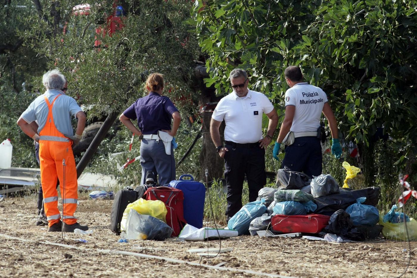 Puglia, scontro fra treni tra Andria e Corato: morti e feriti