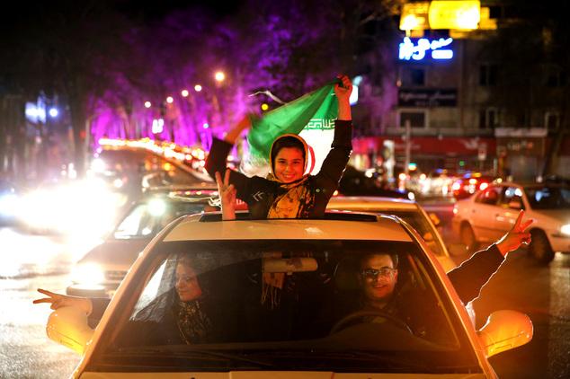 Mideast Iran Nuclear Talks