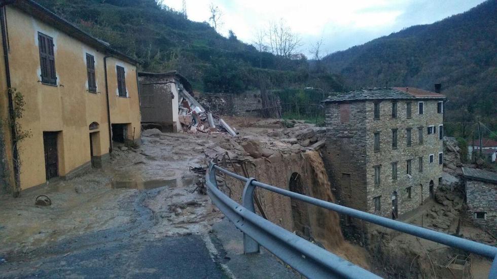 Maltempo: Liguria; appello sindaci, non lasciateci soli