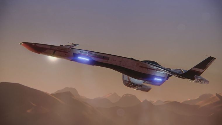 Tempest (Mass Effect Andromeda)