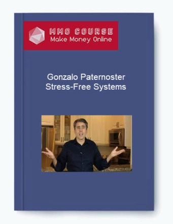 Gonzalo Paternoster – Stress-Free Systems Gonzalo Paternoster – Stress-Free Systems Gonzalo Paternoster     Stress Free Systems