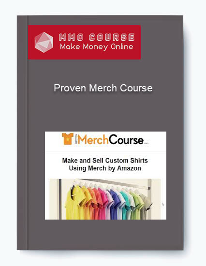 [object object] Proven Merch Course Proven Merch Course