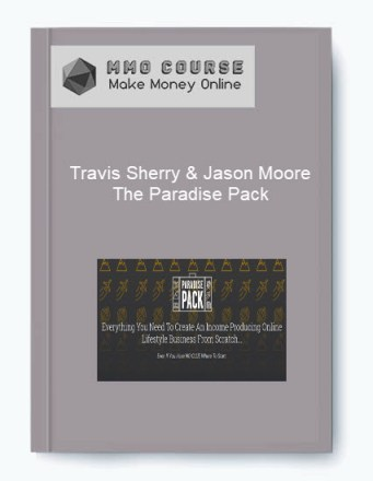 [object object] Travis Sherry & Jason Moore – The Paradise Pack Travis Sherry Jason Moore     The Paradise Pack